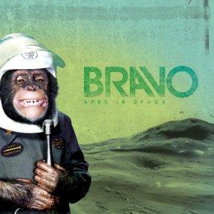 album Apes in Space - bravo