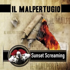 album Sunset Screaming - Il Malpertugio