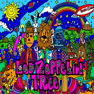 album LED ZEPPELIN TREE - Rodeo Clown