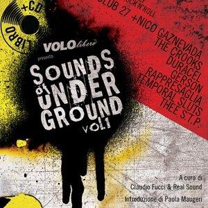 album AA. VV.  Sounds of Underground Vol. 1 – Punk, Garage, Rockabilly, Punk Rock'n'Roll - Bermudas