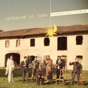 album NOVELLE DELL'ALTROVE - ANTONINO DI CARA