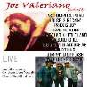 album Live - Joe Valeriano