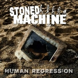 album Human Regression - Stoned Machine