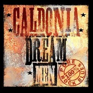 album Caldonia Dream Men - Caldonia Dream Men