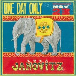 album One day only, Nov 23 - Luca Janovitz
