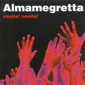 album Venite! Venite! (live) - Almamegretta
