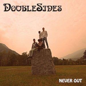 album Never Out - Doublesides