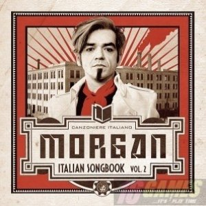 album Italian Songbook Vol. 2 - Morgan Marco Castoldi