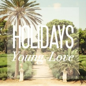 album Young Love - Holidays