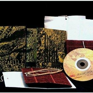 album Split L.C.B - Delere Caeli - Le Cose Bianche