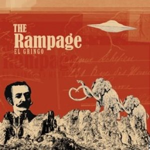 album El  Gringo - The rampage