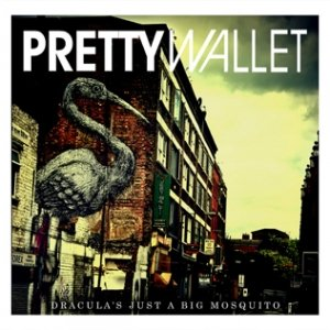 album Dracula's Just A Big Mosquito EP - Pretty Wallet