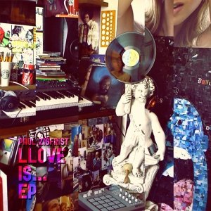 album LLove Is...EP - Paul Zigfrist