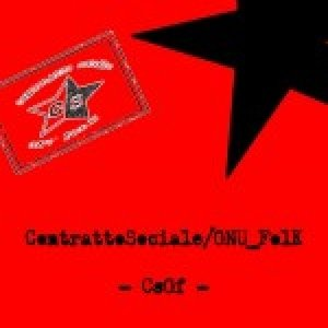 album CsGf - Rosso - Contratto Sociale GNU_FolK