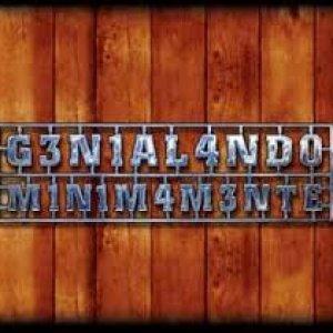 album Genialando Minimamente - Genialando