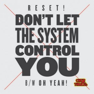 album Don't let the system control you [ep] - Reset!
