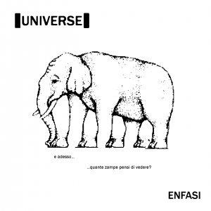album Enfasi - |UNIVERSE|