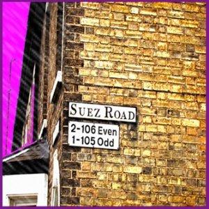 album Suez Road - Suez