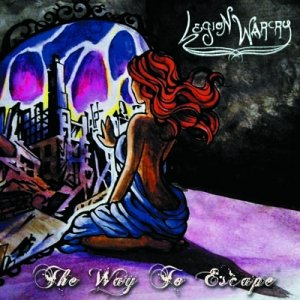 album The Way To Escape - Legion Warcry