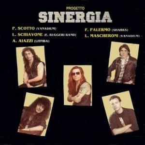 album Progetto sinergia - Pino Scotto