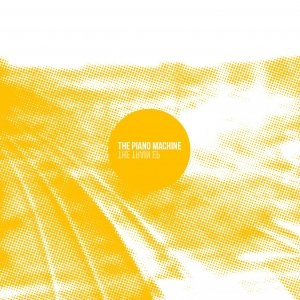 album The Train EP - The Piano Machine
