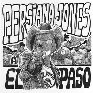 album El Paso LIve - Persiana Jones
