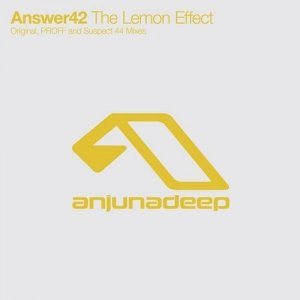 album The Lemon Effect EP - Answer42