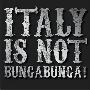 album Italy is not bunga bunga! - Death Valley Superheroes