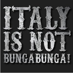 album Italy is not bunga bunga! - Death Valley Superheroes