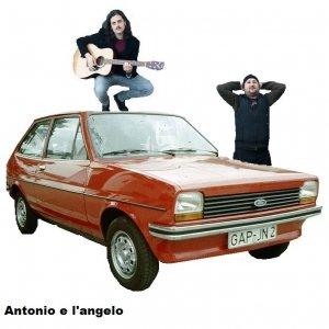 album Il parossismo della poetica limite - Antonio e l'angelo
