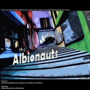 album Nouvelle Vague - The Albionauts