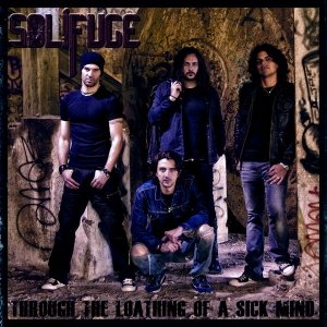 album Through The Loathing Of A Sick Mind - solifuge