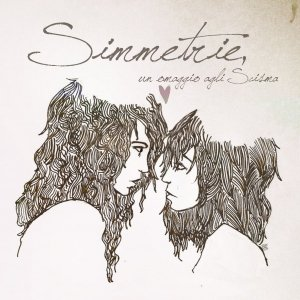 album Simmetrie - Un omaggio agli Scisma - Compilation
