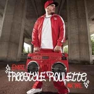 album Freestyle Roulette Mixtape - Ensi