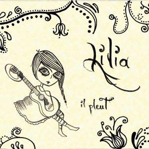 album Il pleut - Lilia