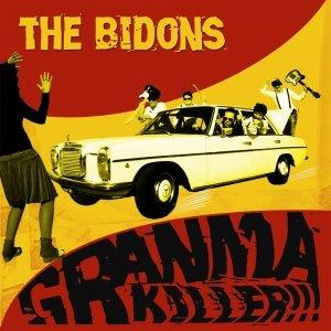 album Granma Killer!!! - The Bidons