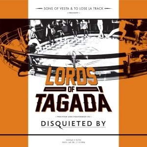 album Lords of tagadà - Disquieted By