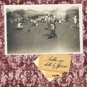 album Sulla Via delle Spezie EP - SansPapier