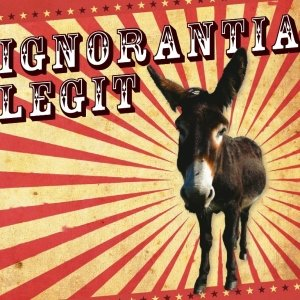 album Ignorantia Legit - Ignorantia Legit