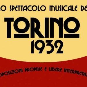 album Composizioni Proprie & Libere Interpretazioni - Torino 1932