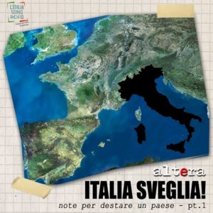 album Italia sveglia! note per destare un paese - pt.1 - Altera