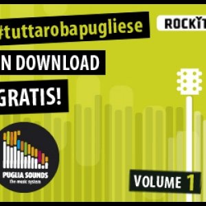 album Tutta Roba Pugliese Vol. 1 - Compilation