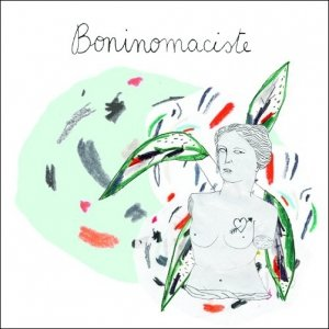 album BONINOMACISTE - Maurizio Bonino