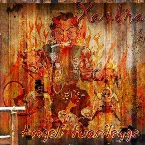 album Angeli Fuorilegge - Xandra