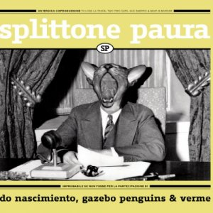 album Splittone Paura - Compilation