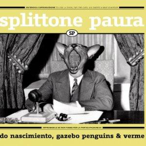 album Splittone Paura - Compilation
