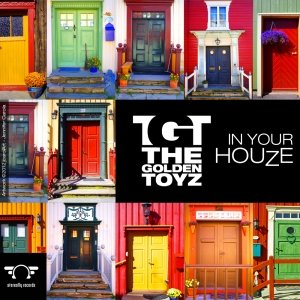 album In Your Houze EP - The Golden Toyz