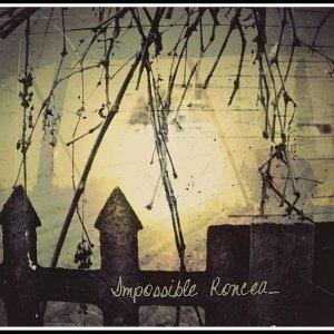 album Impossible Roncea ep - Nicolas Joseph Roncea