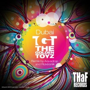 album DUBAI - The Golden Toyz