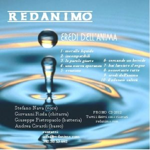 album Eredi dell'anima - Redanimo